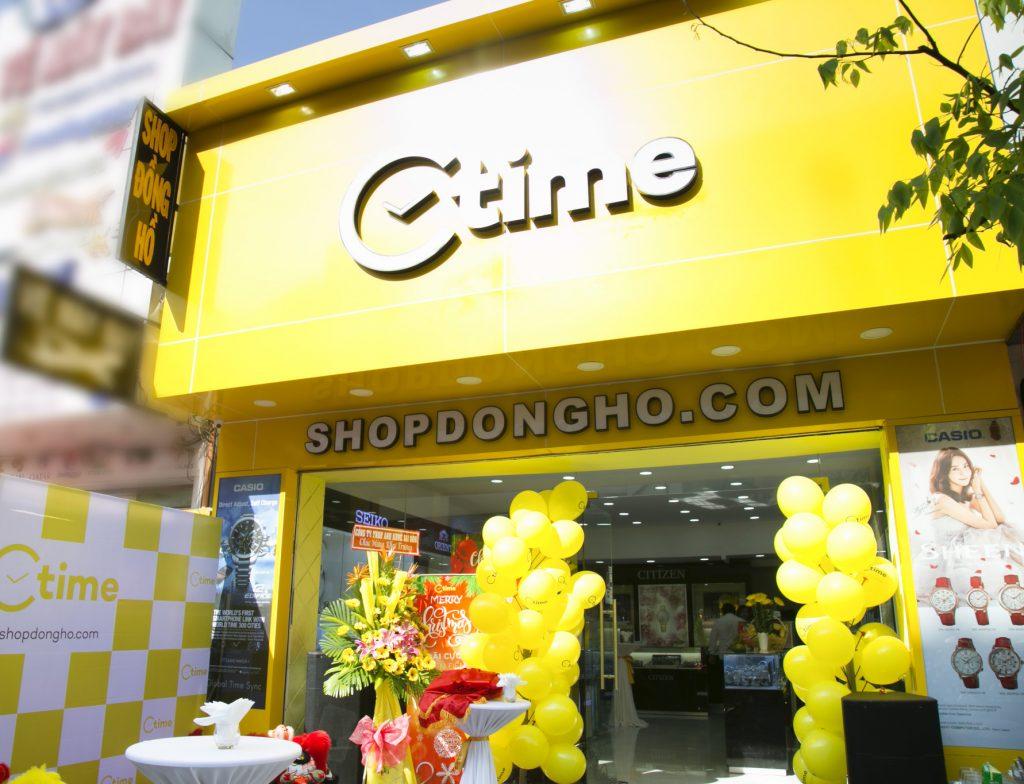 shop đồng hồ ctime