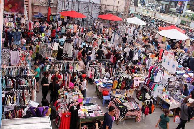 Kết quả hình ảnh cho chợ an đông