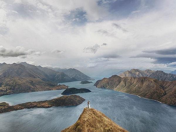 ảnh cưới ở New Zealand