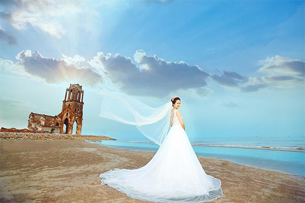 chụp ảnh cưới đẹp nhất nam định