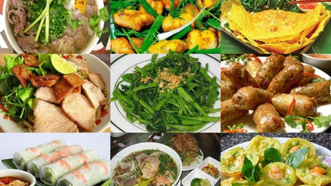 đặc sản Việt Nam