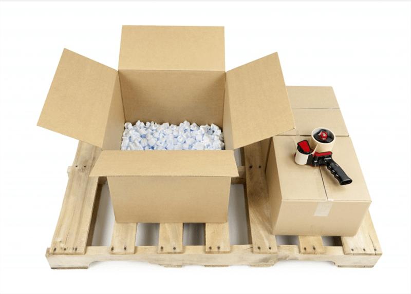 Chọn đúng vật liệu chứa hàng giúp đóng gói hàng hóa đảm bảo an toàn