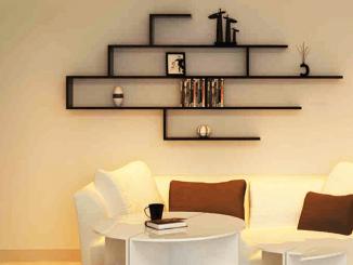 làm kệ treo tường đẹp bằng gỗ pallet