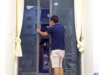 Những lưu ý để sử dụng cửa lưới chống muỗi Việt Nhật