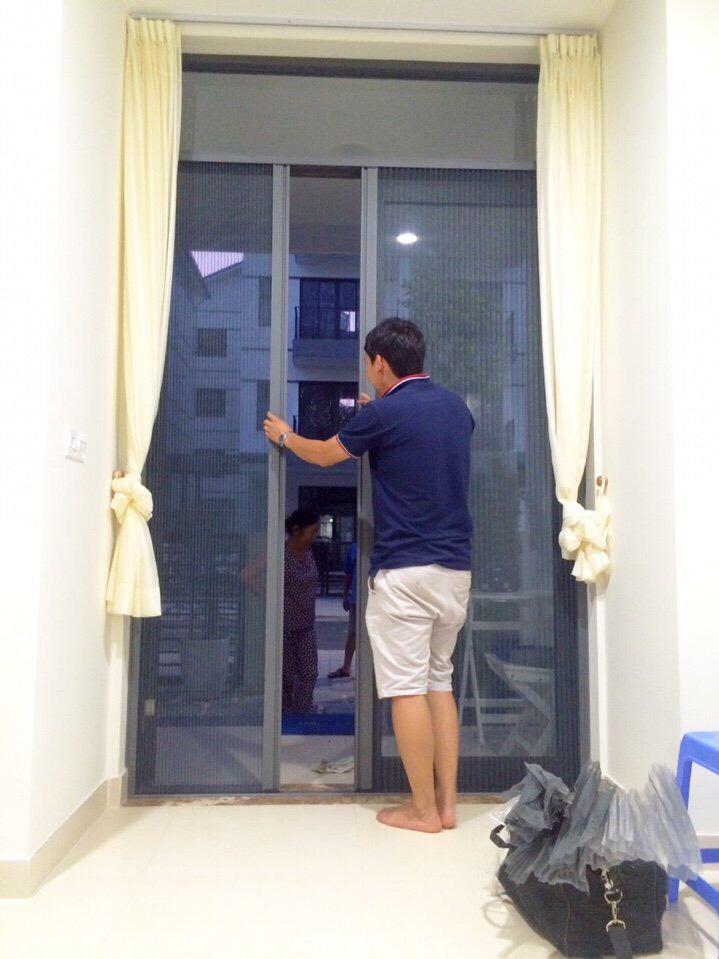 cửa lưới chống muỗi chất lượng