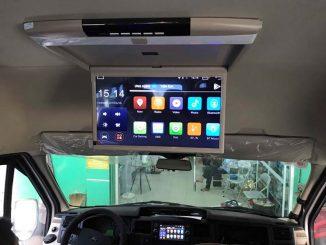 Cần lưu ý gì khi lắp đặt màn hình ô tô?